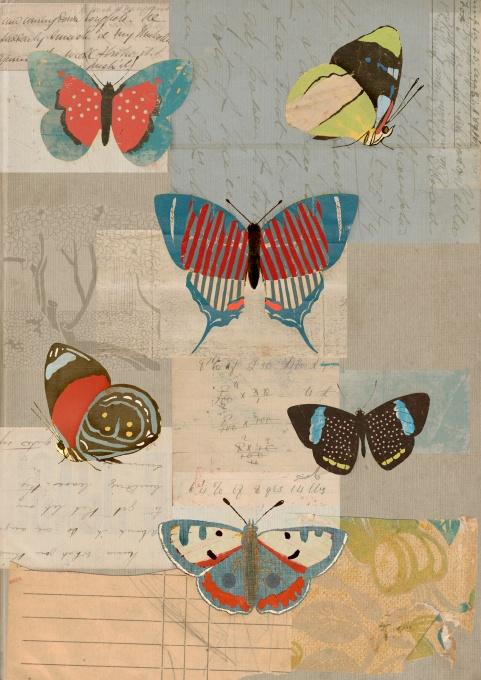 Butterflies Lagom