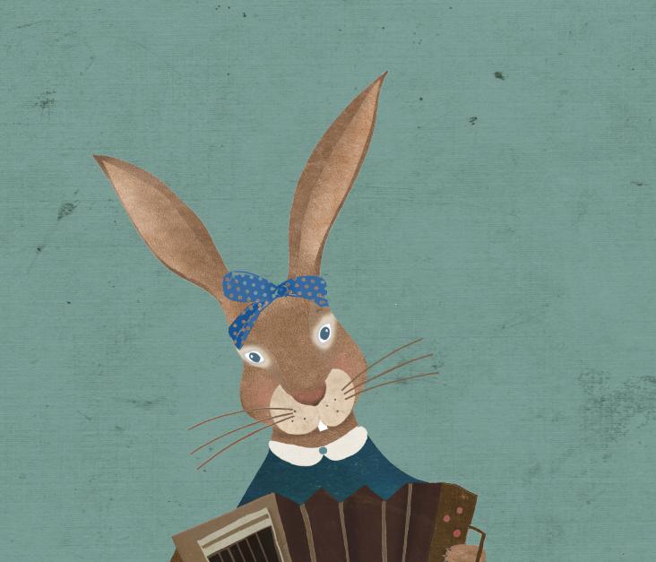 Blue Island Press Hare