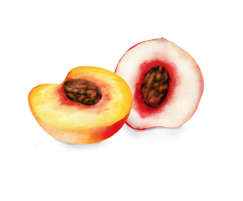 Peach, Waitrose