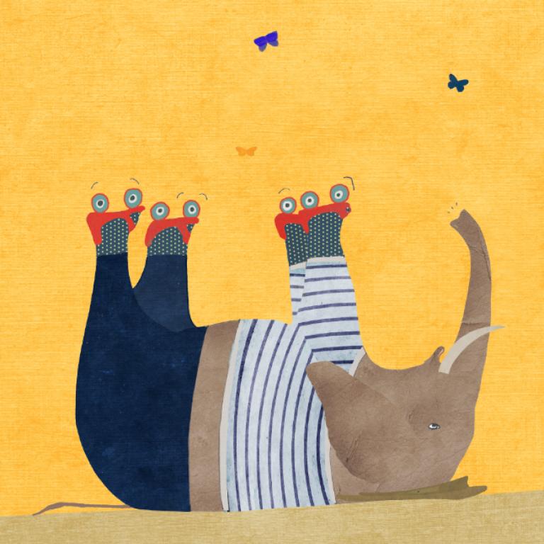 Blue Island Press, Elephant