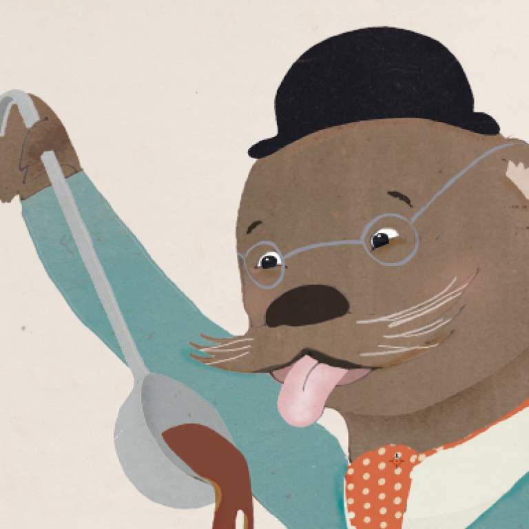 Morris the Otter