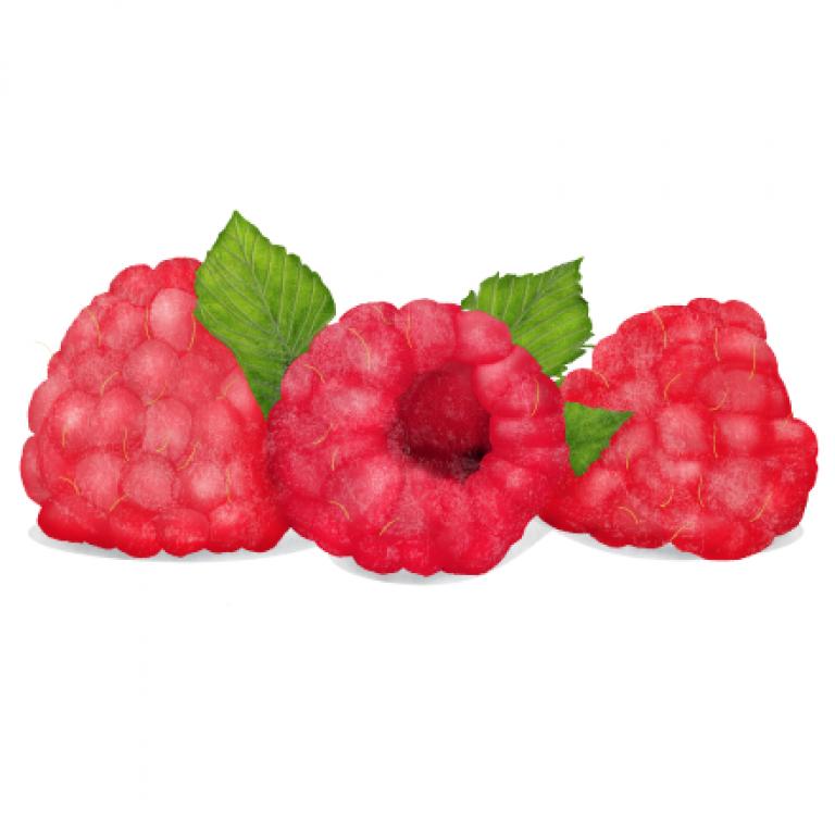 Raspberries, Waitrose