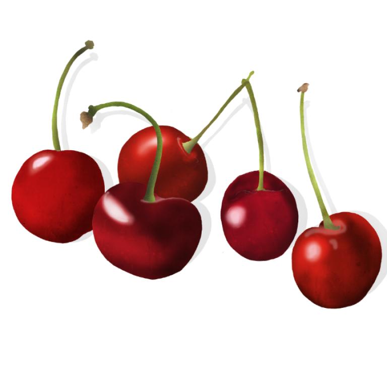 Waitrose, cherries