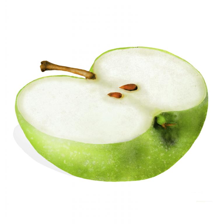Waitrose, apple